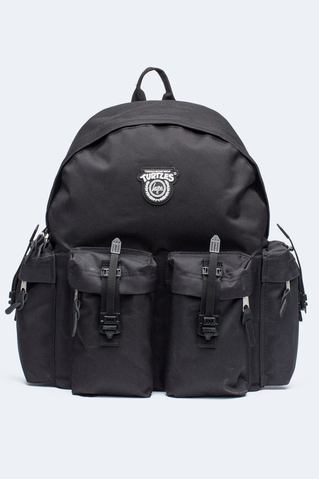 HYPE X TURTLES MILITARY BACKPACK