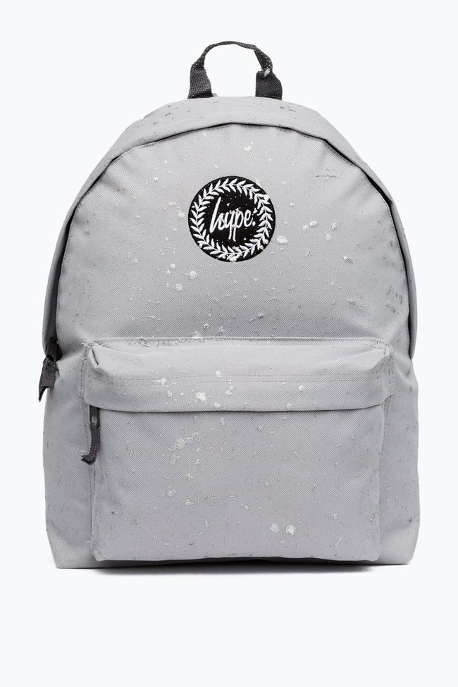 HYPE PLATINUM WITH SILVER SPECKLE BACKPACK