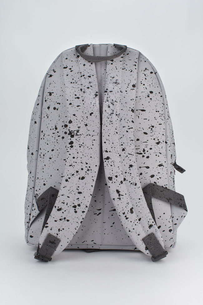 HYPE PLATINUM WITH BLACK SPECKLE BACKPACK