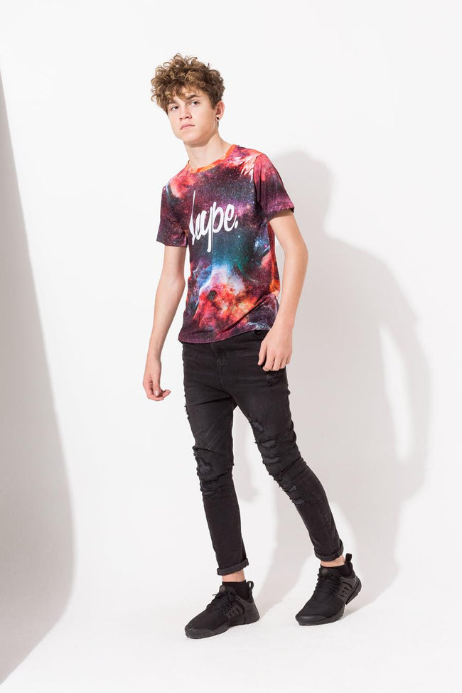 HYPE SPACE GAS BOYS T-SHIRT