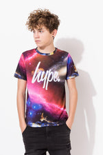 HYPE NEBULA BOYS T-SHIRT