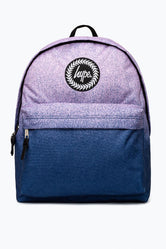 HYPE NAVY FADE BACKPACK