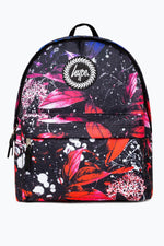 HYPE FLORAL SPECKLE BACKPACK