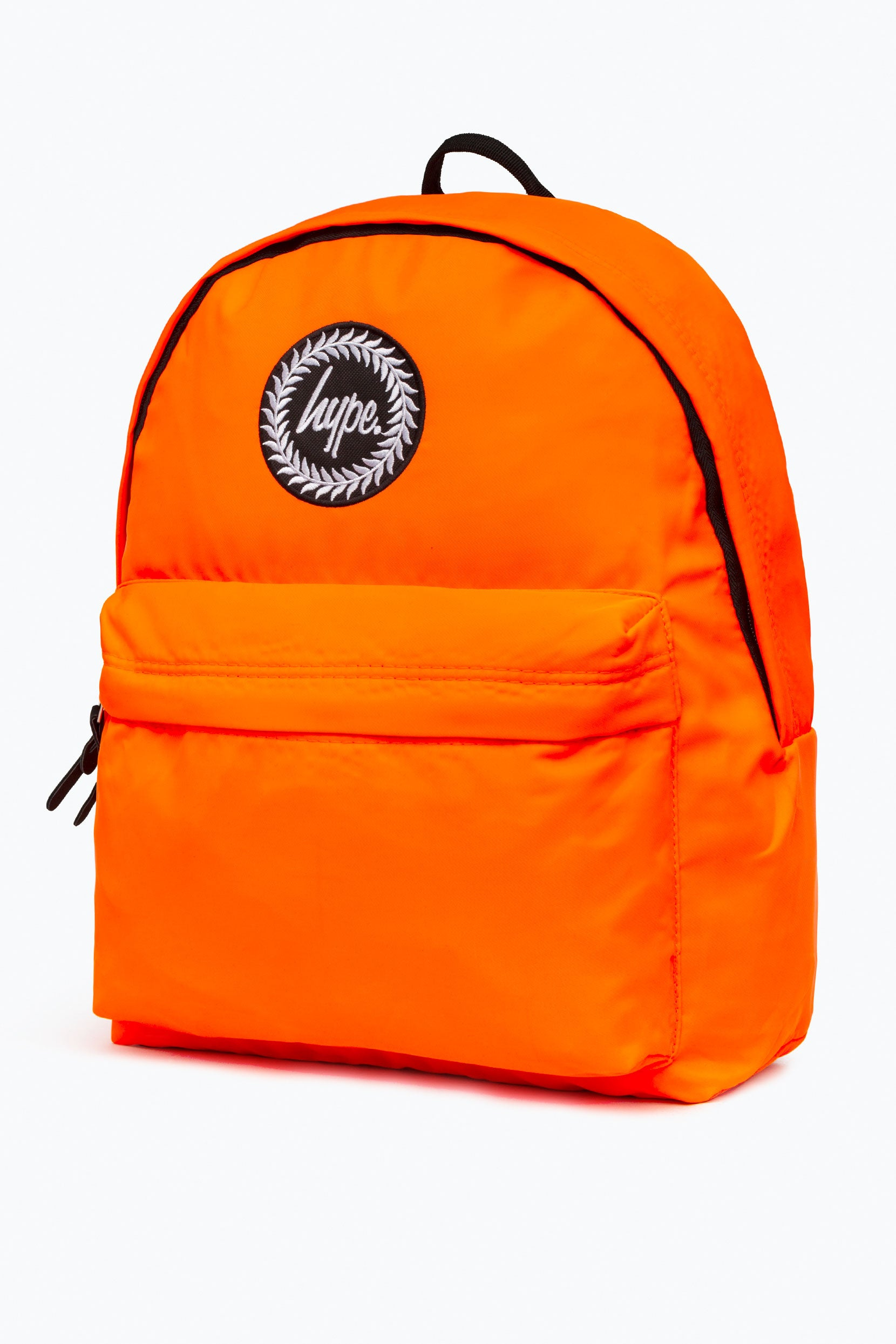 aa6300ddc HYPE ORANGE FLURO BACKPACK – JustHype ltd