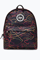 HYPE STROKE CAMO BACKPACK