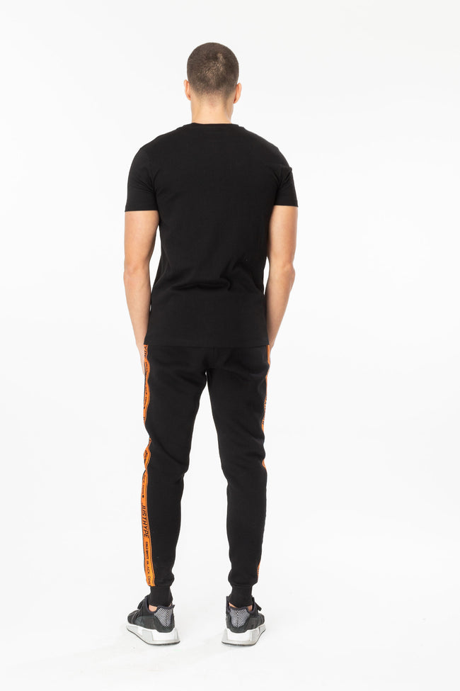 HYPE x COD BLACK TACTICAL TAPE MEN'S JOGGERS