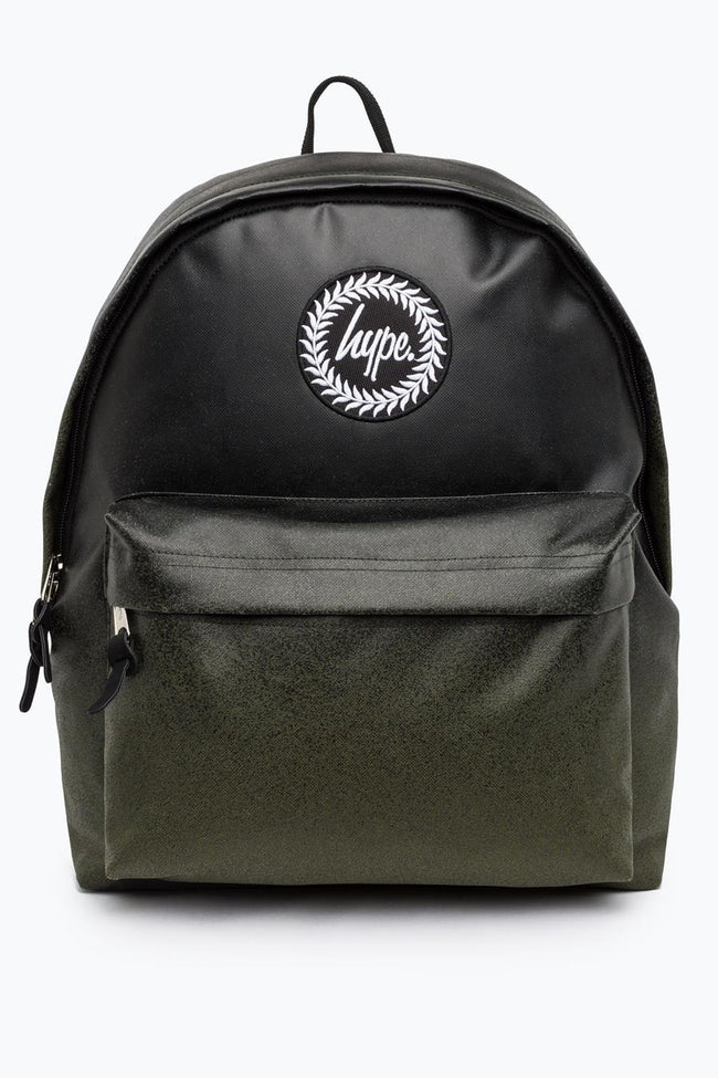 HYPE KHAKI SPECKLE FADE BACKPACK