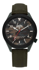 HYPE KHAKI CAMO WATCH