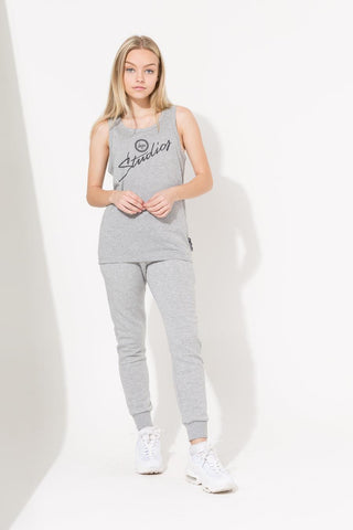 HYPE GREY STUDIOS CORE GIRLS VEST