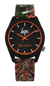 HYPE FLORAL WATCH