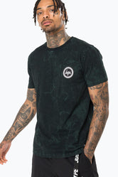 HYPE GREEN JUNGLE MENS T-SHIRT