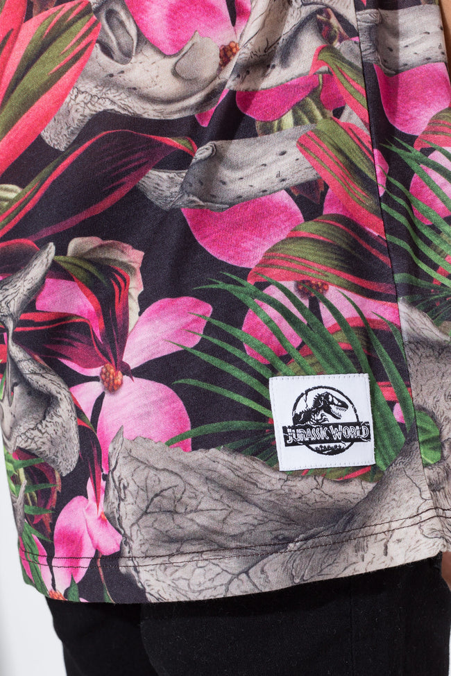 HYPE JURASSIC HAWAIIAN BOYS T-SHIRT