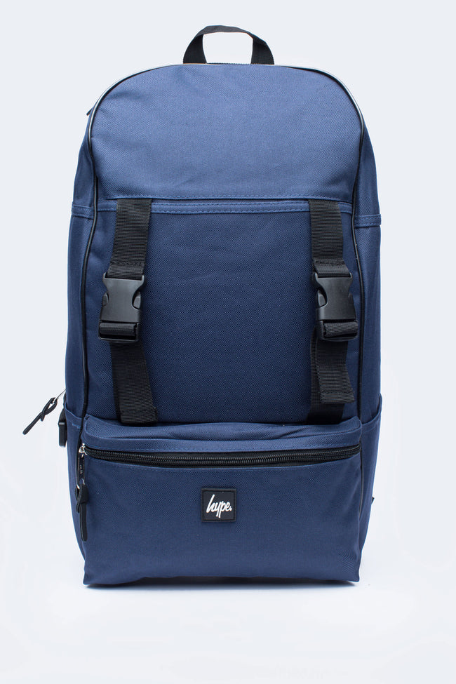 HYPE NAVY TRAVELLER BACKPACK