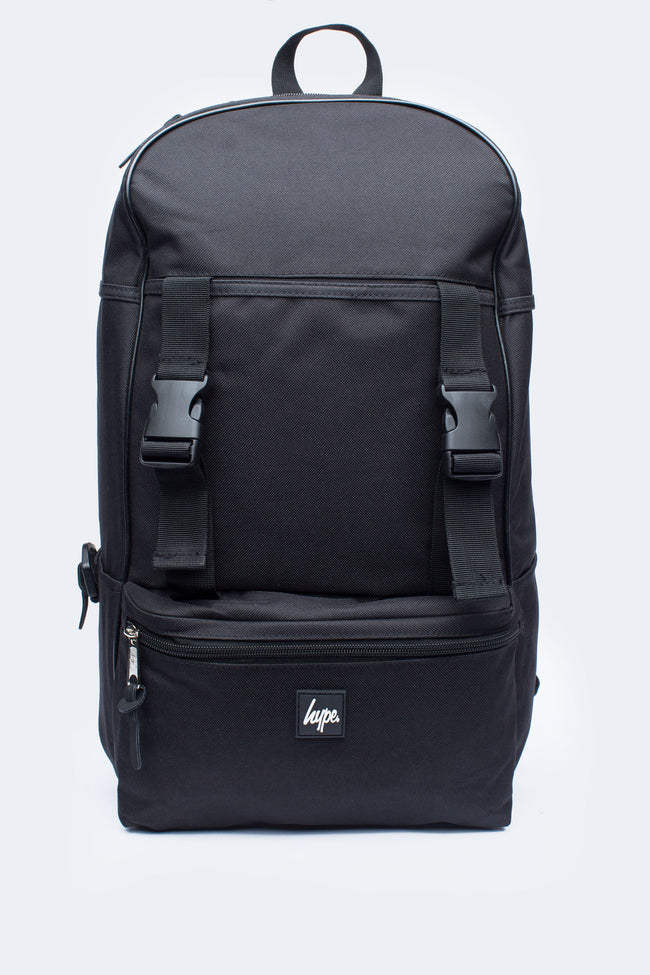 HYPE BLACK TRAVELLER BACKPACK