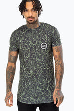 HYPE KHAKI POOL MEN'S T-SHIRT