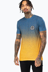 HYPE GOLD SPECKLE FADE MEN'S T-SHIRT