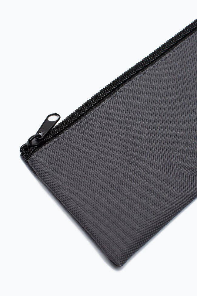 HYPE GREY CREST PENCIL CASE