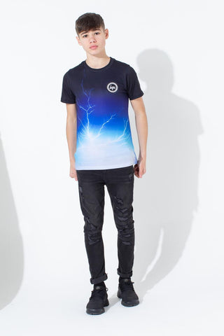 HYPE LIGHTNING KIDS T-SHIRT