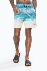 HYPE BEACH MEN'S SWIM SHORTS