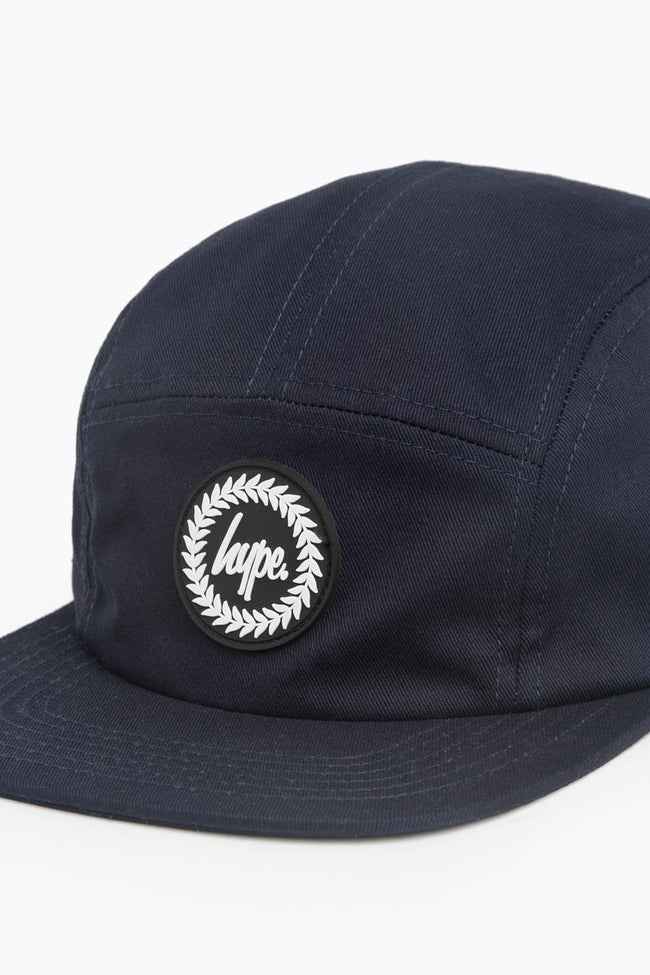 HYPE NAVY CORE 5 PANEL HAT