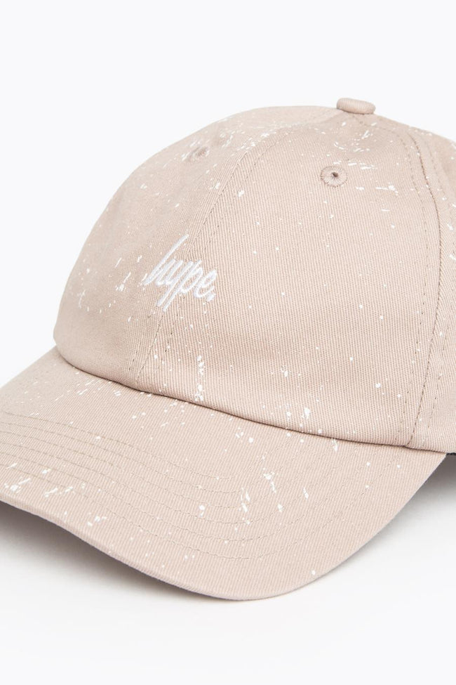 HYPE SAND SCRIPT SPECKLE DAD HAT
