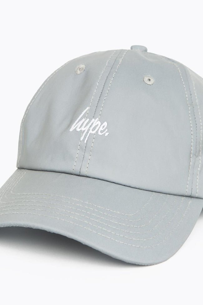 HYPE REFLECTIVE SCRIPT DAD HAT