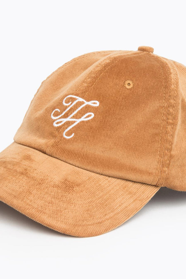 HYPE TAN CORDUROY DAD HAT