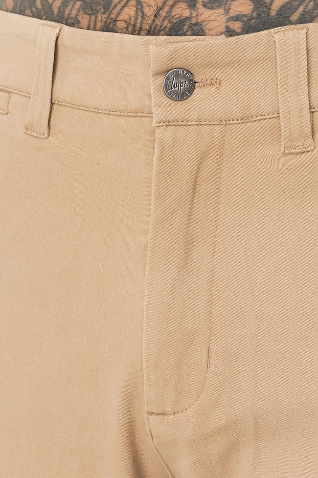 HYPE TAN CORE MENS CHINO SHORTS