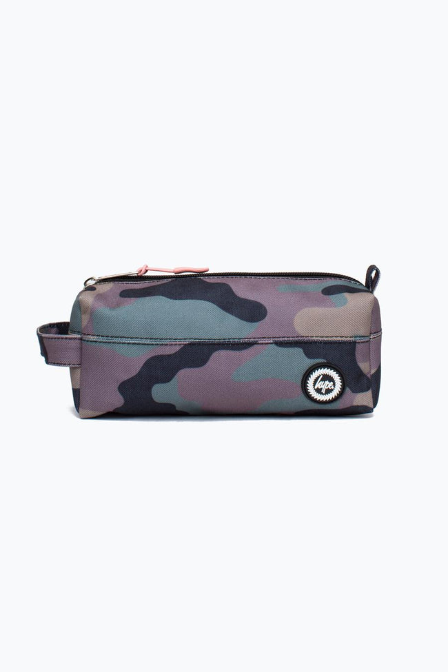 HYPE CAMO PENCIL CASE