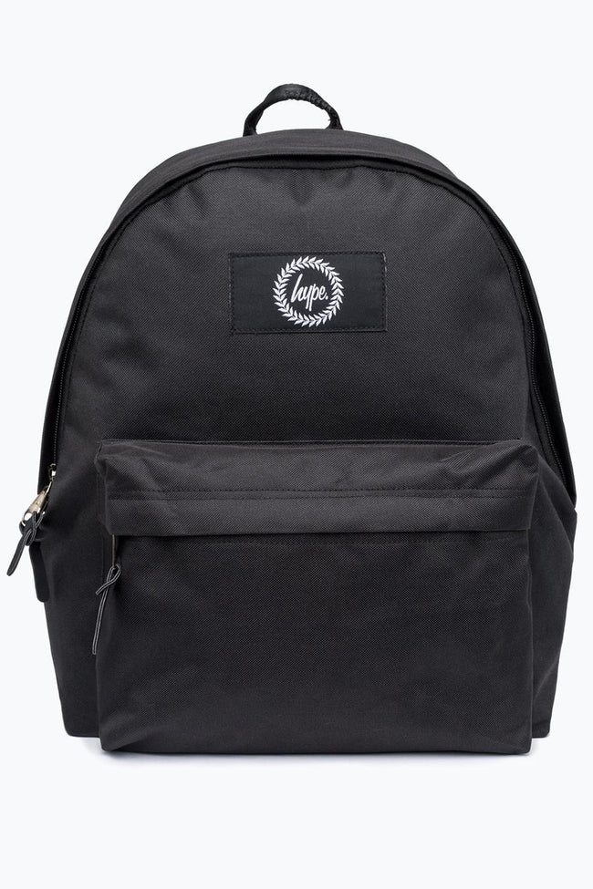HYPE BLACK INSIGNIA BACKPACK