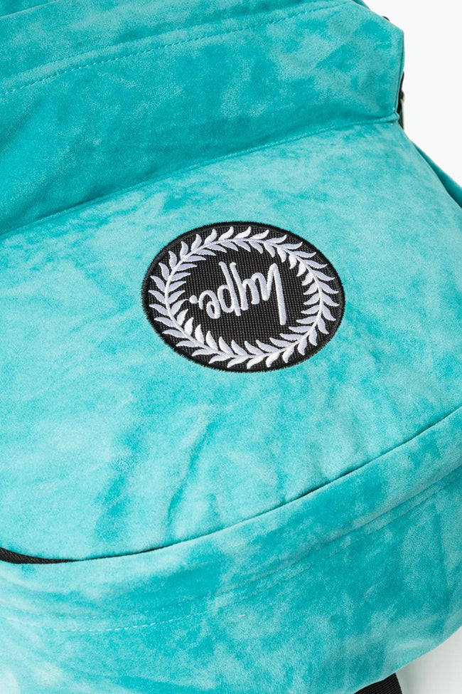HYPE MINT TASSEL BACKPACK