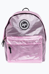 Hype Peach Tarpaulin Backpack