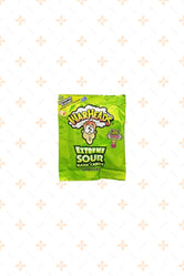 WARHEADS EXTREME SOUR HARD CANDY 28G