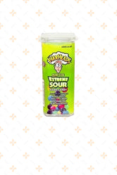 WARHEADS MINI EXTREME SOUR HARD CANDY 49G