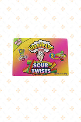 WARHEADS SOUR TWIST THEATRE BOX 99G