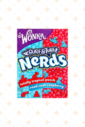 WONKA NERDS SURF & TURF 46G