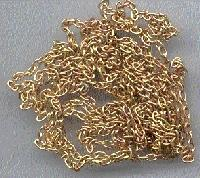 brass chain (5 ft)