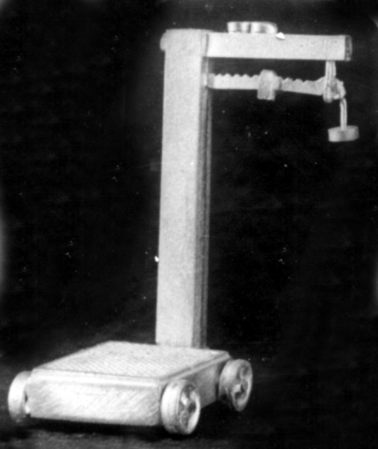 'FAIRBANKS MORSE' PLATFORM SCALE (kit)