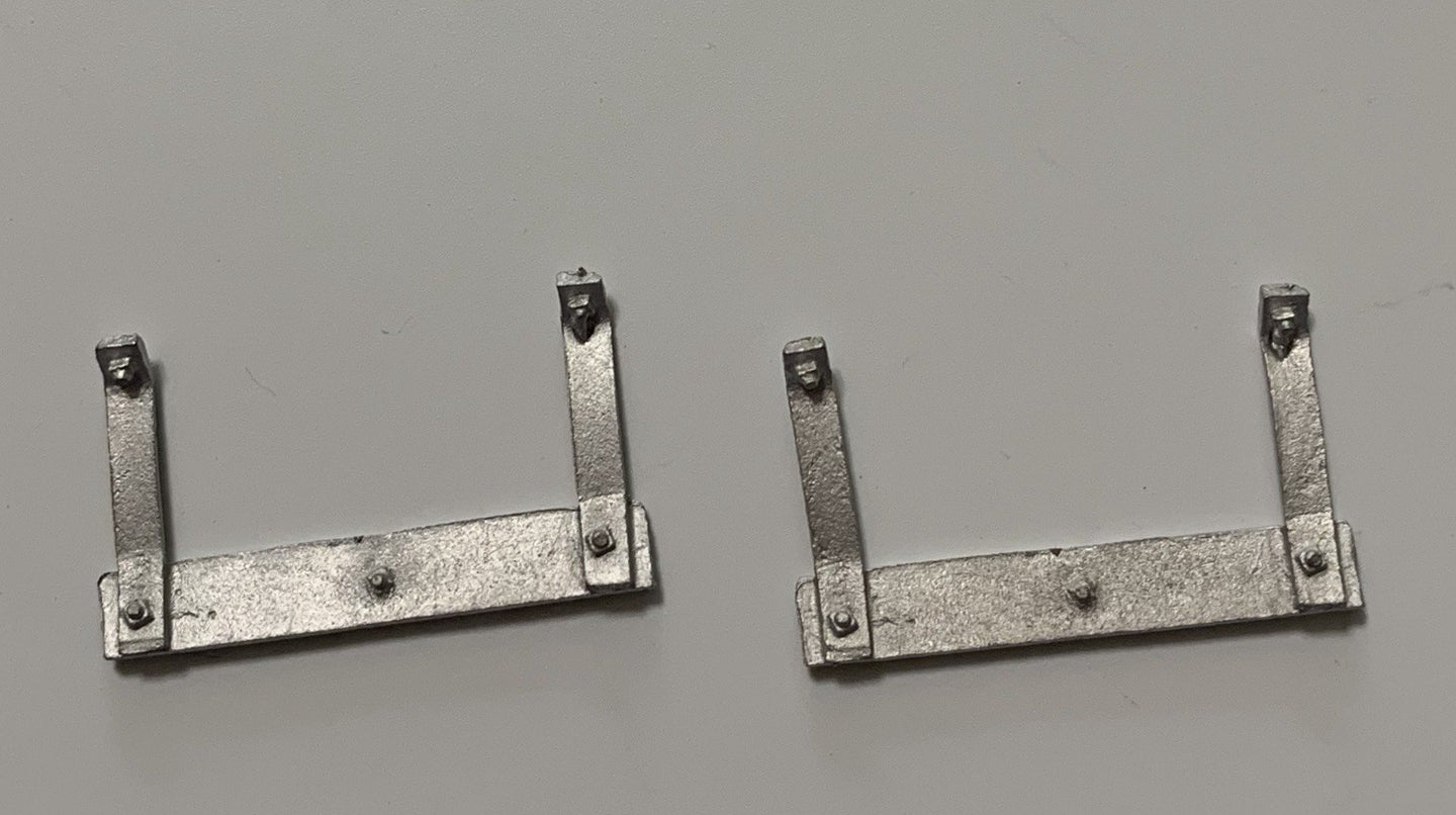 roof walk end brackets (qty2)