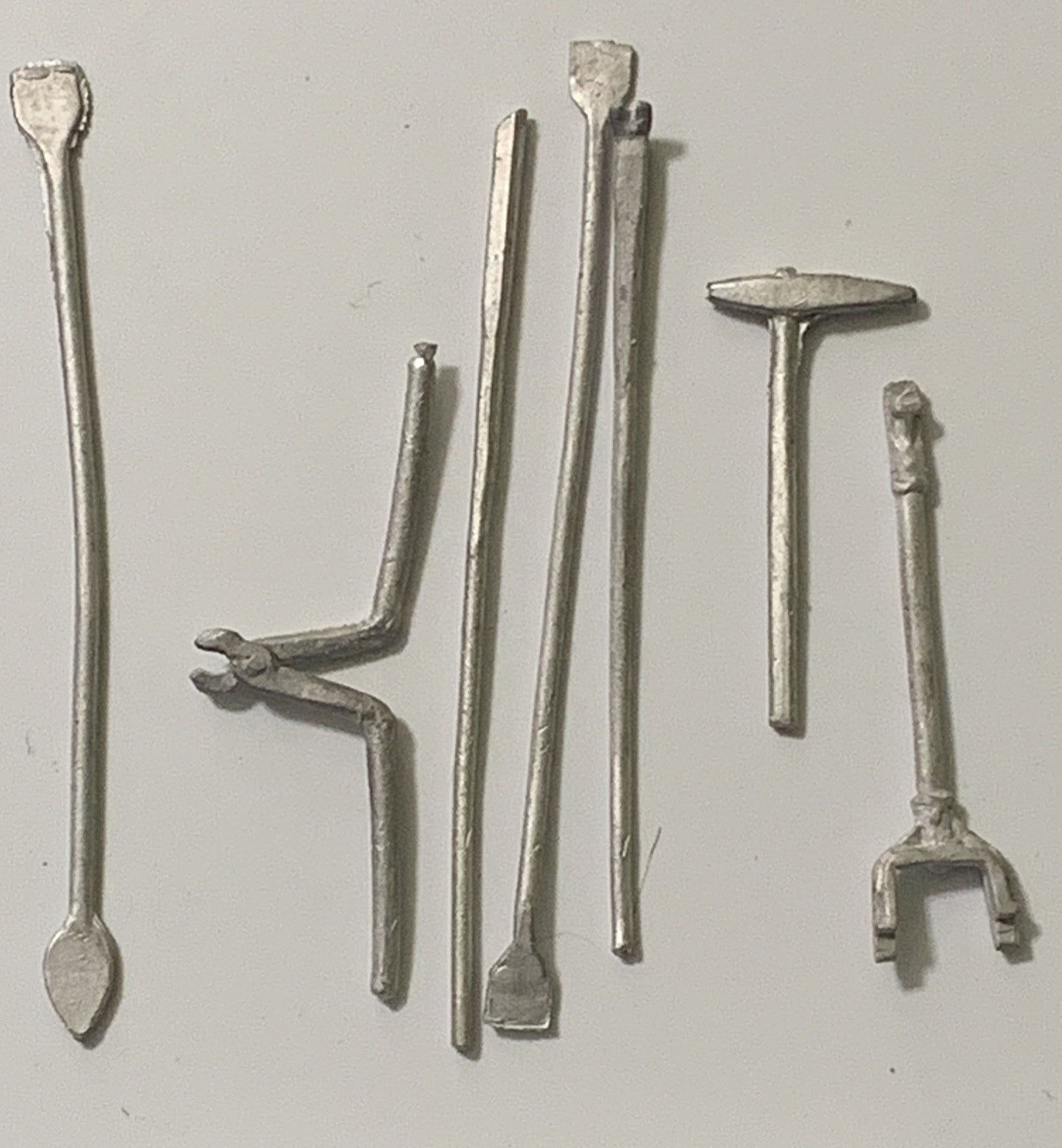 Track Tools  7 piece set