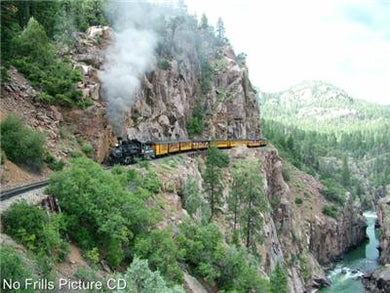 No Frills Cd Durango & Silverton Railroad