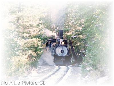 No Frills Cd  Georgetown Loop Railroad..