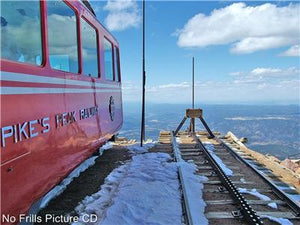 No Frills Cd Manitou & Pikes Peak Cog Railway
