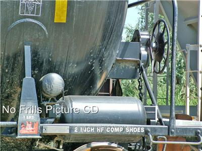 No Frills Cd Tank Cars