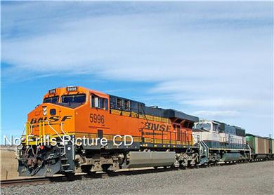 No Frills Cd the BNSF in Colorado Volume 1
