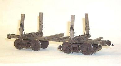 ELY-THOMAS LOG CAR