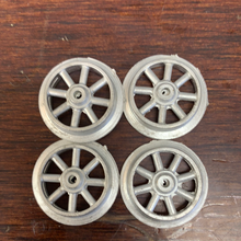 "Load image into Gallery viewer, SPOKED PUSH CAR WHEELS 19""dia (4)"