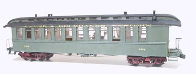 D&RGW 38-4ft  passenger car