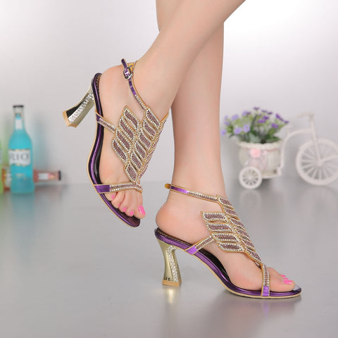 Women sexy sandals High quality fashion  ladies comfortable nice shoes