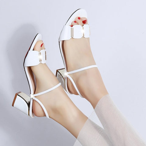 2019 New fashion Party Slippers Women Summer Sandals Shoes